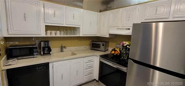 2871 Somerset Dr #117, Lauderdale Lakes, FL 33311 (MLS #A10941789) :: Berkshire Hathaway HomeServices EWM Realty