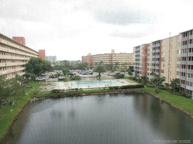 1770 NE 191st St 503-1, Miami, FL 33179 (MLS #A10941798) :: Podium Realty Group Inc
