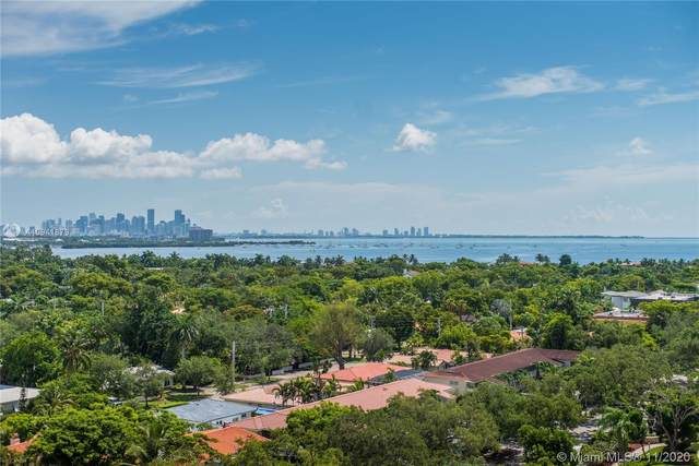 90 Edgewater Dr #1208, Coral Gables, FL 33133 (MLS #A10941879) :: Berkshire Hathaway HomeServices EWM Realty
