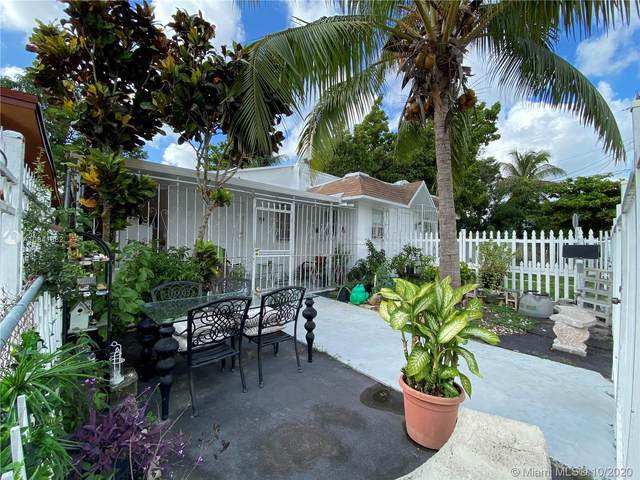 160 NW 60th St, Miami, FL 33127 (MLS #A10941882) :: Berkshire Hathaway HomeServices EWM Realty