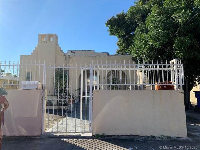 1152 NW 29th Ter, Miami, FL 33127 (MLS #A10941884) :: Berkshire Hathaway HomeServices EWM Realty