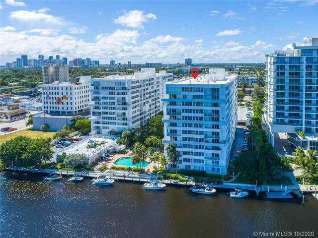 1170 N Federal Hwy #710, Fort Lauderdale, FL 33304 (MLS #A10941885) :: Green Realty Properties
