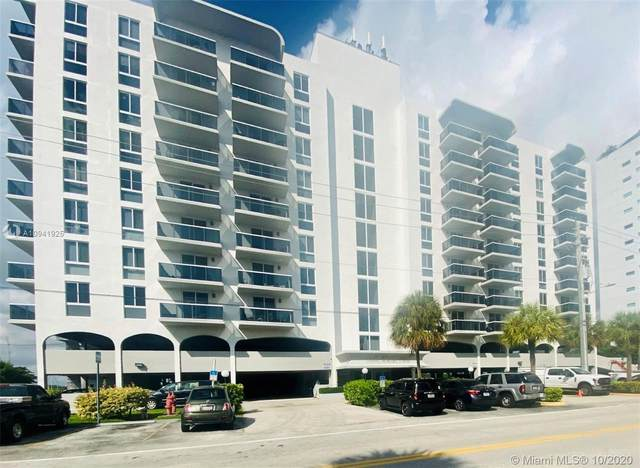 7928 West Dr #402, North Bay Village, FL 33141 (MLS #A10941925) :: Search Broward Real Estate Team