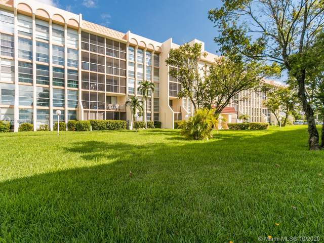 851 Three Islands Blvd #306, Hallandale Beach, FL 33009 (MLS #A10941931) :: Carole Smith Real Estate Team