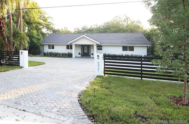 5421 SW 63rd Ct, South Miami, FL 33155 (MLS #A10942074) :: Berkshire Hathaway HomeServices EWM Realty