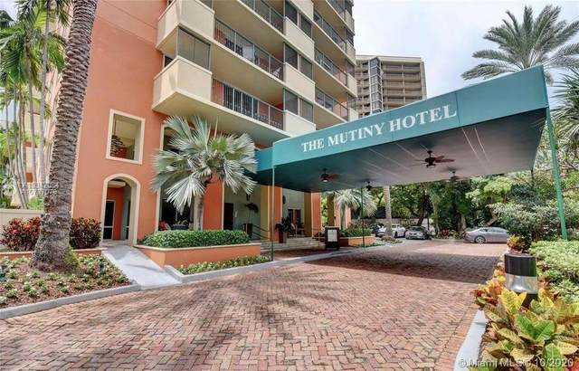 2951 S Bayshore Dr #615, Miami, FL 33133 (MLS #A10942084) :: Search Broward Real Estate Team