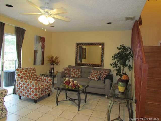 20831 NW 2nd St #0, Pembroke Pines, FL 33029 (MLS #A10942111) :: Berkshire Hathaway HomeServices EWM Realty