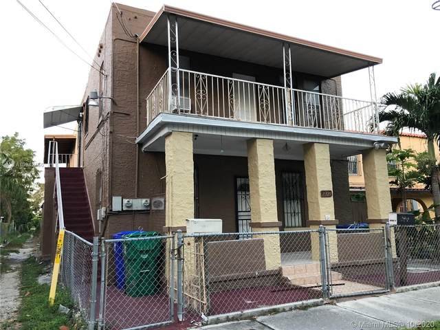 2321 NW 26th St, Miami, FL 33142 (MLS #A10942156) :: Berkshire Hathaway HomeServices EWM Realty