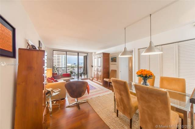 540 Brickell Key Dr #1514, Miami, FL 33131 (MLS #A10942172) :: The Riley Smith Group