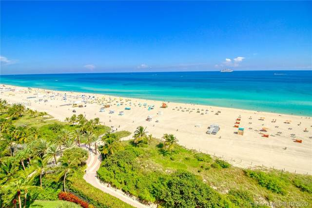 1455 Ocean Dr #1407, Miami Beach, FL 33139 (MLS #A10942182) :: Re/Max PowerPro Realty
