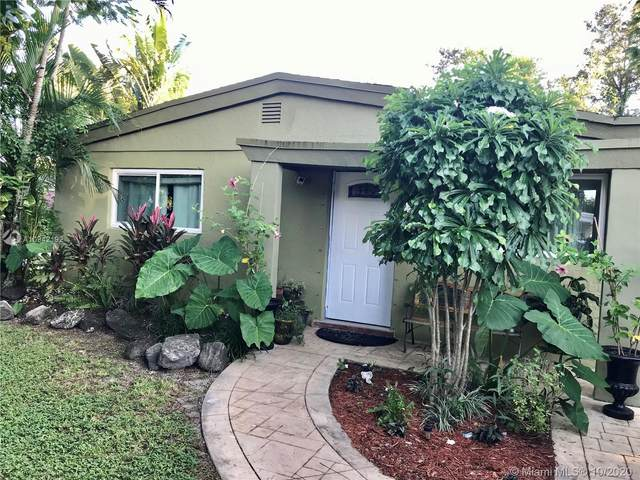 5706 Raleigh St, Hollywood, FL 33021 (MLS #A10942192) :: Berkshire Hathaway HomeServices EWM Realty