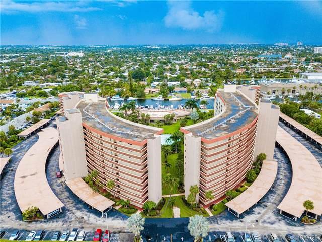 2731 NE 14th St Cswy #526, Pompano Beach, FL 33062 (MLS #A10942263) :: Berkshire Hathaway HomeServices EWM Realty