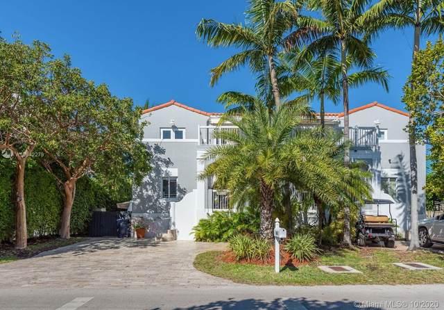 668 Fernwood Rd #2, Key Biscayne, FL 33149 (MLS #A10942279) :: The Azar Team