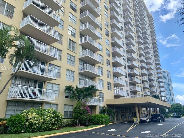 231 174th St #2006, Sunny Isles Beach, FL 33160 (MLS #A10942302) :: The Pearl Realty Group