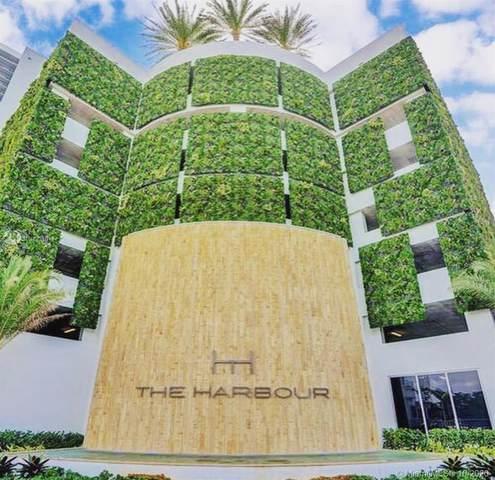 16385 Biscayne Blvd #2801, North Miami Beach, FL 33160 (MLS #A10942319) :: Berkshire Hathaway HomeServices EWM Realty