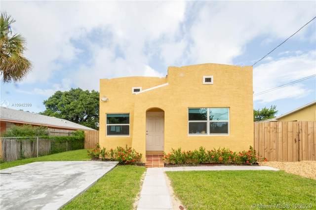 1101 21st St, West Palm Beach, FL 33407 (MLS #A10942399) :: Berkshire Hathaway HomeServices EWM Realty