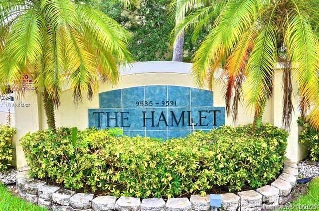 9585 NW 28 STREET #9585, Coral Springs, FL 33065 (MLS #A10942427) :: Berkshire Hathaway HomeServices EWM Realty