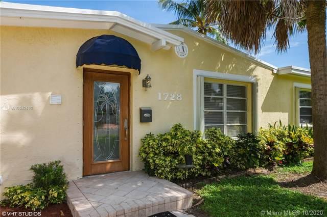 1728 NE 16th Ter, Fort Lauderdale, FL 33305 (MLS #A10942432) :: Berkshire Hathaway HomeServices EWM Realty