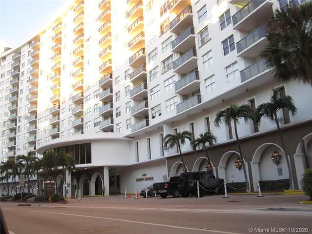 6039 Collins Ave #930, Miami Beach, FL 33140 (MLS #A10942434) :: The Pearl Realty Group