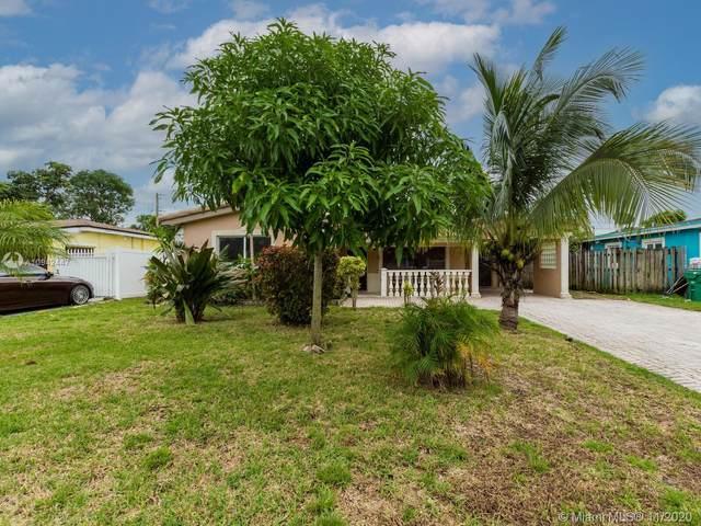 7510 Juniper St, Miramar, FL 33023 (MLS #A10942447) :: Carole Smith Real Estate Team