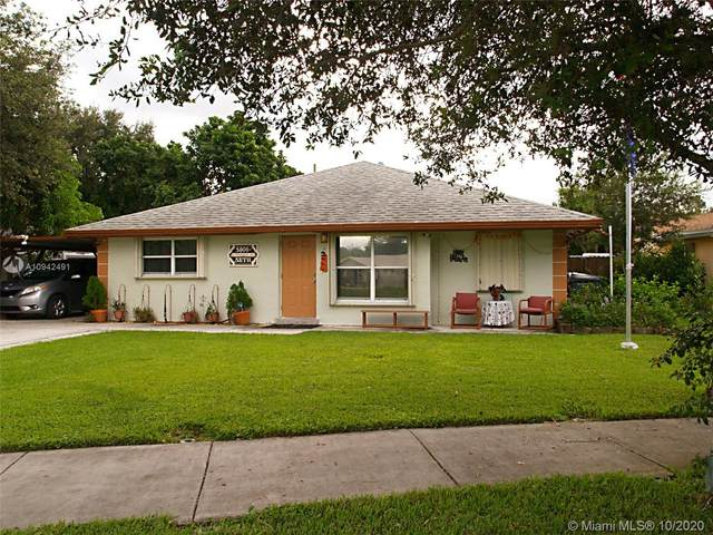 5806 S Farragut Dr, Hollywood, FL 33021 (MLS #A10942491) :: Search Broward Real Estate Team at RE/MAX Unique Realty