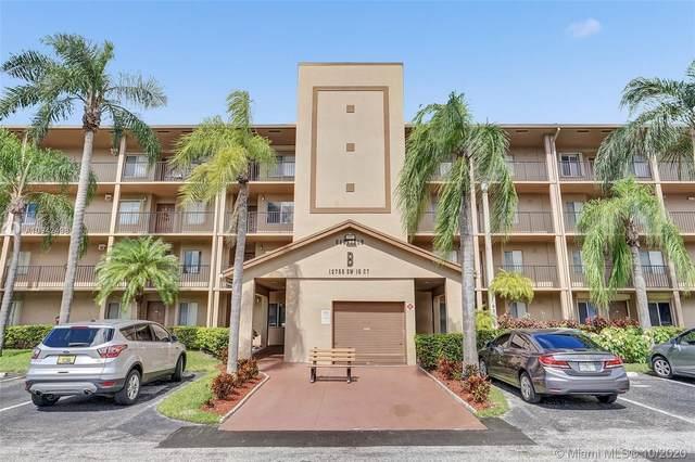 12755 SW 16th Ct 102B, Pembroke Pines, FL 33027 (MLS #A10942498) :: Castelli Real Estate Services
