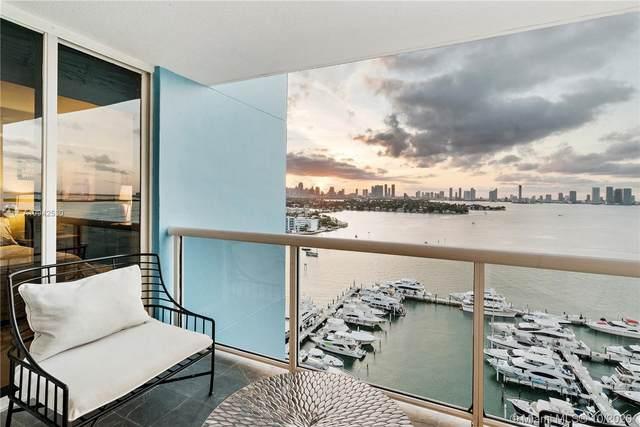 1800 Sunset Harbour Dr #1908, Miami Beach, FL 33139 (MLS #A10942530) :: Berkshire Hathaway HomeServices EWM Realty