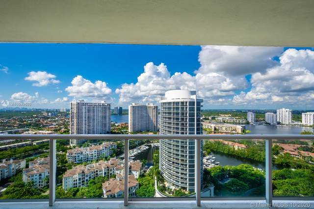 4000 SW Island Blvd #2903, Aventura, FL 33160 (MLS #A10942539) :: Search Broward Real Estate Team