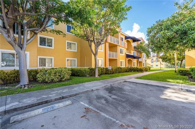 20950 SW 87th Ave #101, Cutler Bay, FL 33189 (MLS #A10942554) :: Re/Max PowerPro Realty