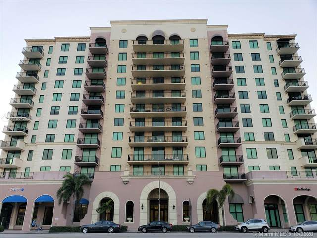 1300 Ponce De Leon Blvd #404, Coral Gables, FL 33134 (MLS #A10942635) :: ONE Sotheby's International Realty