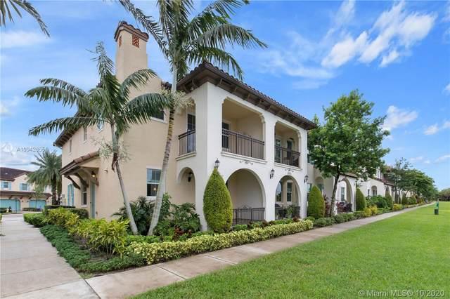 2955 Tortola Way #2955, Cooper City, FL 33024 (MLS #A10942655) :: Green Realty Properties
