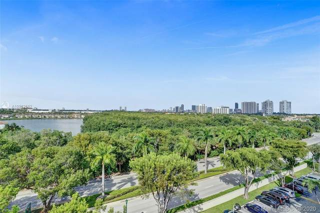 3301 N Country Club Dr #810, Aventura, FL 33180 (MLS #A10942682) :: Castelli Real Estate Services