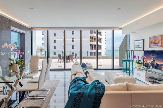 1451 Brickell Ave #903, Miami, FL 33131 (MLS #A10942686) :: Ray De Leon with One Sotheby's International Realty
