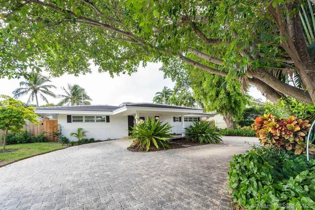 2356 NE 8th St, Fort Lauderdale, FL 33304 (MLS #A10942698) :: The Howland Group