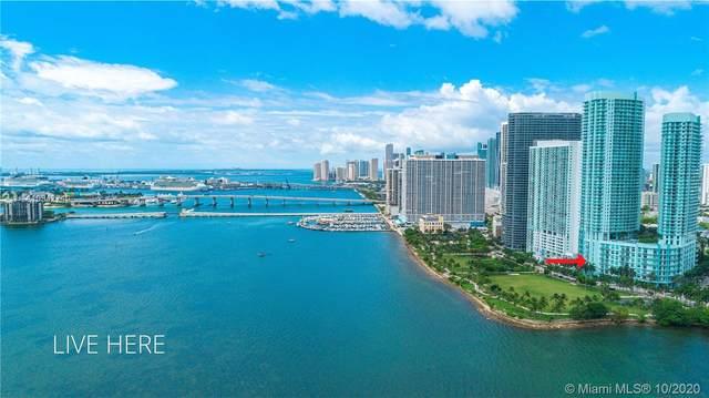 1900 N Bayshore Dr #503, Miami, FL 33132 (MLS #A10942740) :: Re/Max PowerPro Realty