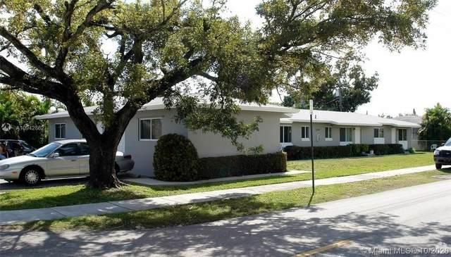 1544 Arthur St, Hollywood, FL 33020 (MLS #A10942862) :: Berkshire Hathaway HomeServices EWM Realty