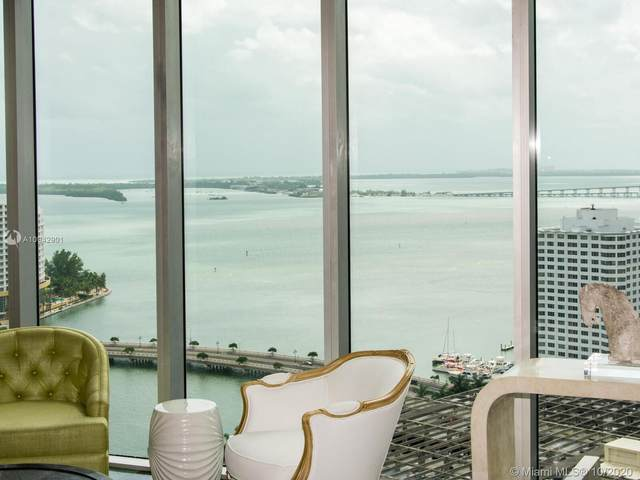 485 Brickell Ave #2608, Miami, FL 33131 (MLS #A10942901) :: Castelli Real Estate Services