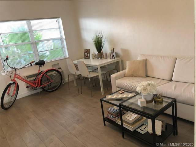 901 Meridian Ave #104, Miami Beach, FL 33139 (MLS #A10942959) :: The Riley Smith Group