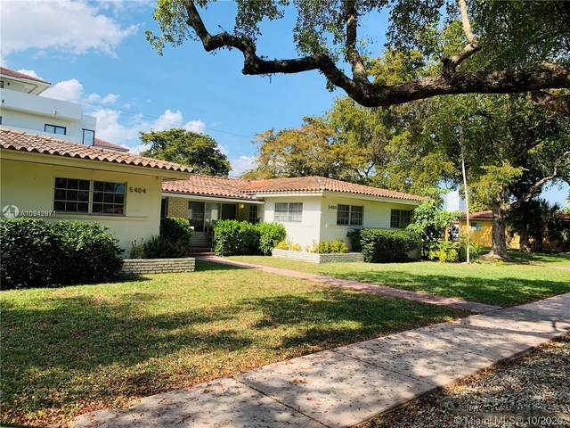 5400 Orduna Dr, Coral Gables, FL 33146 (MLS #A10942971) :: Berkshire Hathaway HomeServices EWM Realty