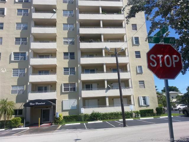 900 NE 18th Ave #505, Fort Lauderdale, FL 33304 (MLS #A10943047) :: The Howland Group