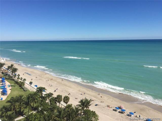 19201 Collins Ave #912, Sunny Isles Beach, FL 33160 (MLS #A10943053) :: Prestige Realty Group