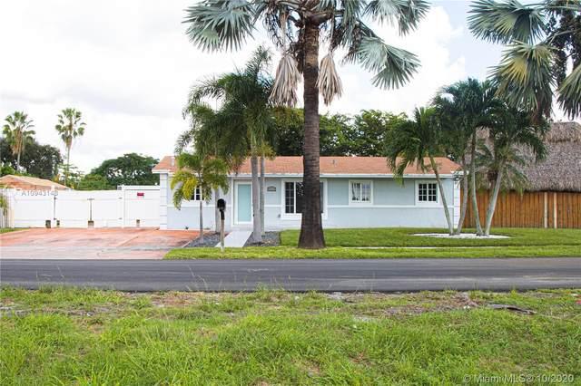 4351 NW 205th St, Miami Gardens, FL 33055 (MLS #A10943143) :: Albert Garcia Team
