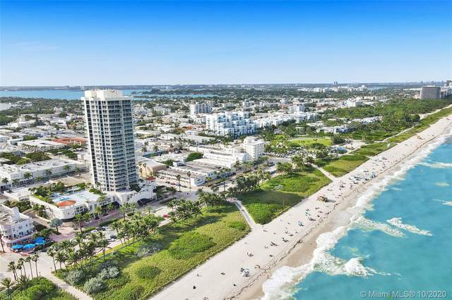 7330 Ocean Ter 2704-D, Miami Beach, FL 33141 (MLS #A10943153) :: Dalton Wade Real Estate Group
