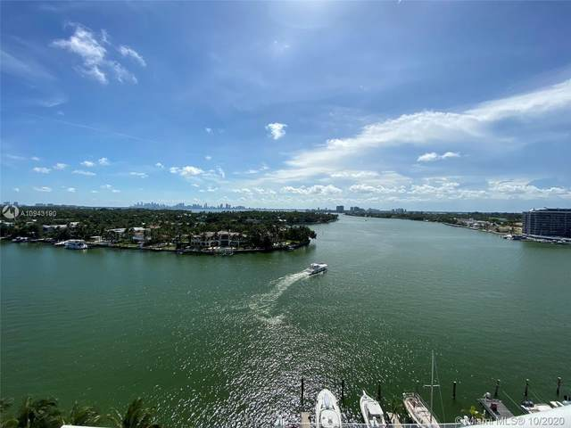 6770 Indian Creek Dr 11E, Miami Beach, FL 33141 (MLS #A10943190) :: Patty Accorto Team