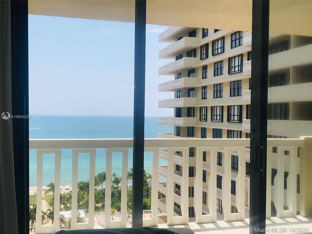 9801 Collins Ave 14N, Bal Harbour, FL 33154 (MLS #A10943222) :: The Pearl Realty Group