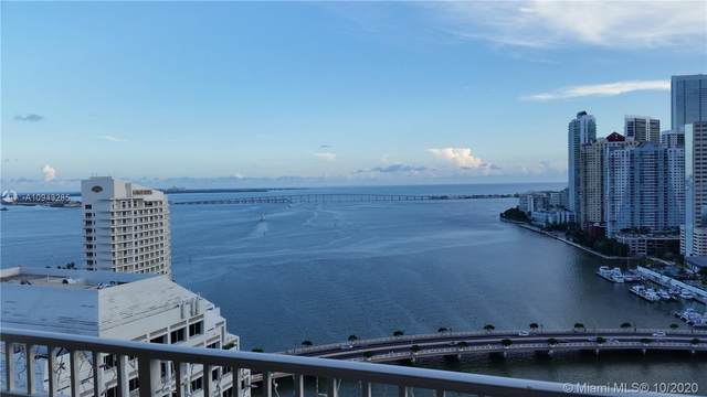 701 Brickell Key Blvd #2510, Miami, FL 33131 (MLS #A10943285) :: Ray De Leon with One Sotheby's International Realty