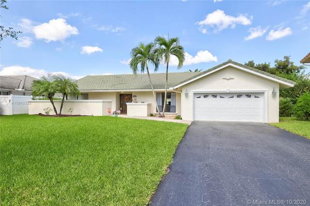 10919 NW 17th Pl, Coral Springs, FL 33071 (MLS #A10943333) :: The Teri Arbogast Team at Keller Williams Partners SW