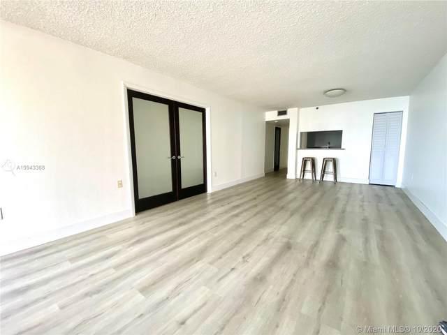 555 NE 15th St 31E, Miami, FL 33132 (MLS #A10943368) :: Carole Smith Real Estate Team