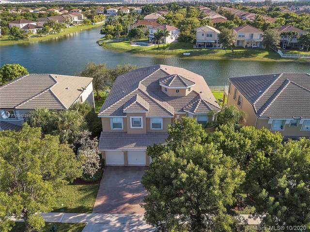 15864 SW 52nd St, Miramar, FL 33027 (MLS #A10943393) :: Berkshire Hathaway HomeServices EWM Realty