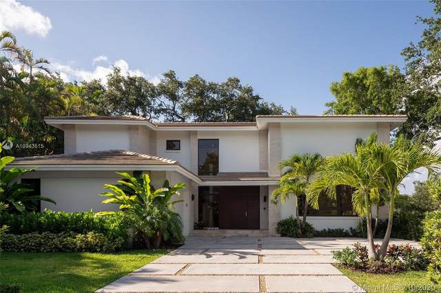1215 Blue Rd, Coral Gables, FL 33146 (MLS #A10943515) :: Miami Villa Group
